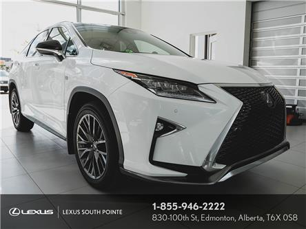 2017 Lexus RX 350 Base (Stk: L900560A) in Edmonton - Image 1 of 26