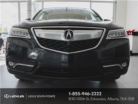 2016 Acura MDX Elite Package (Stk: L900732A) in Edmonton - Image 2 of 23