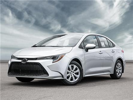 2020 Toyota Corolla LE (Stk: 20CR119) in Georgetown - Image 1 of 22