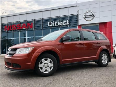 2012 Dodge Journey AS IS ONLY (Stk: 280962) in Mississauga - Image 1 of 18