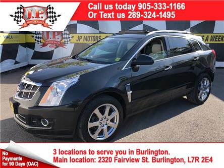 2011 Cadillac SRX Premium Collection (Stk: 47146) in Burlington - Image 1 of 28