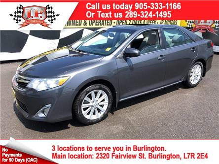 2013 Toyota Camry  (Stk: 46827) in Burlington - Image 1 of 22
