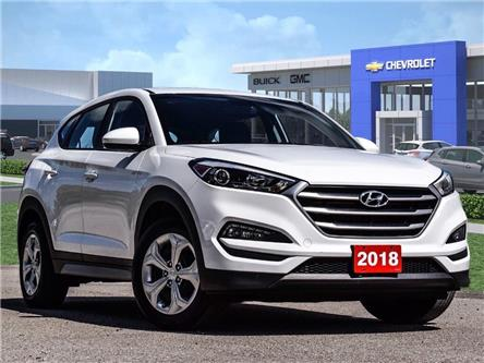2018 Hyundai Tucson Base (Stk: 267157B) in Markham - Image 1 of 27