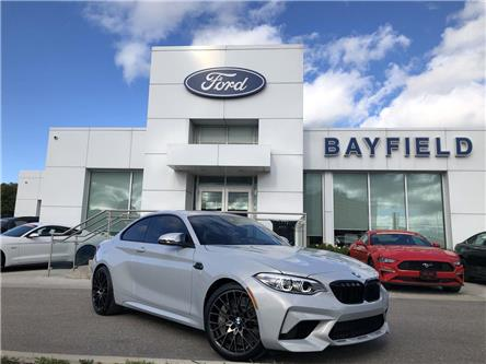 2019 BMW M2 Competition (Stk: P8899) in Barrie - Image 1 of 21