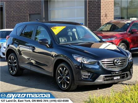 2016 Mazda CX-5 GT (Stk: 29089A) in East York - Image 1 of 30