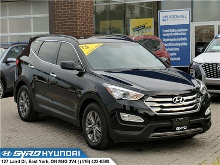2015 Hyundai Santa Fe Sport 2.4 Base (Stk: H5254) in Toronto - Image 1 of 27