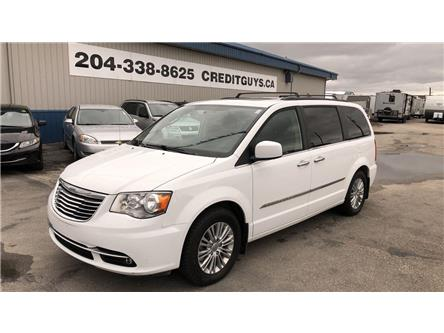 2015 Chrysler Town & Country Touring-L (Stk: I7793A) in Winnipeg - Image 1 of 26