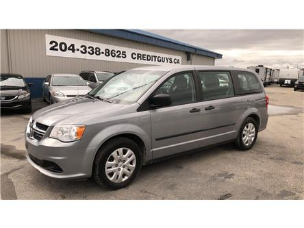 2014 Dodge Grand Caravan SE/SXT (Stk: I7805) in Winnipeg - Image 1 of 22