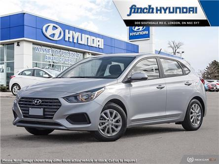 2020 Hyundai Accent Preferred (Stk: 90856) in London - Image 1 of 23