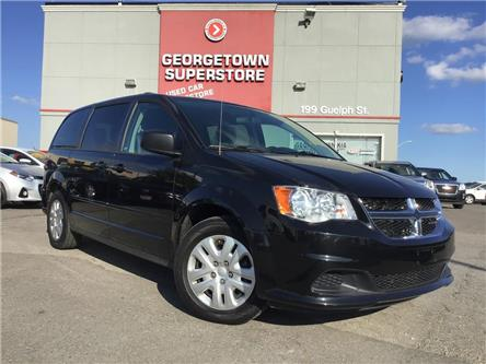 2017 Dodge Grand Caravan SXT | CAPTAIN CHAIRS | DUAL CLIMATE | ECO MODE (Stk: SR19187A) in Georgetown - Image 2 of 24