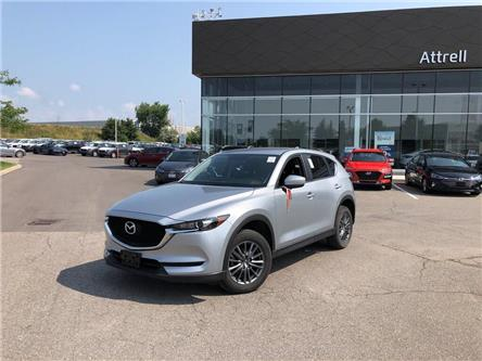 2017 Mazda CX-5 GX (Stk: T1739) in Brampton - Image 1 of 22