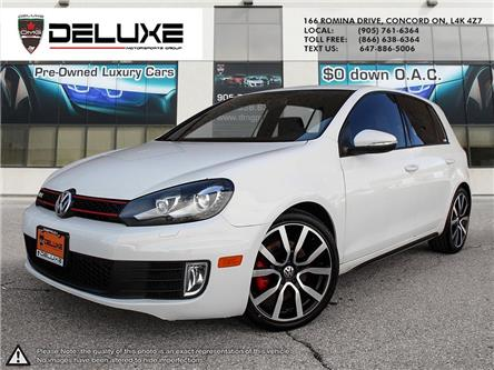 2013 Volkswagen Golf GTI 5-Door (Stk: D0643) in Concord - Image 1 of 19