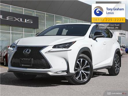 2017 Lexus NX 200t Base (Stk: Y3511) in Ottawa - Image 1 of 27