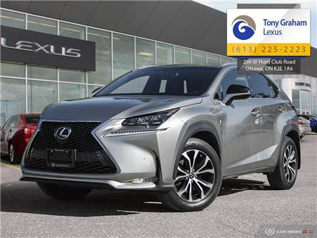 2016 Lexus NX 200t Base (Stk: Y3509) in Ottawa - Image 1 of 27