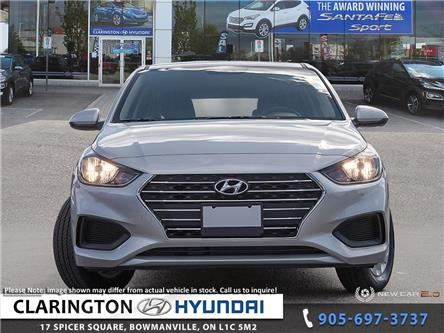 2020 Hyundai Accent Preferred (Stk: 19674) in Clarington - Image 2 of 24