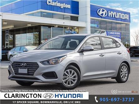 2020 Hyundai Accent Preferred (Stk: 19664) in Clarington - Image 1 of 24