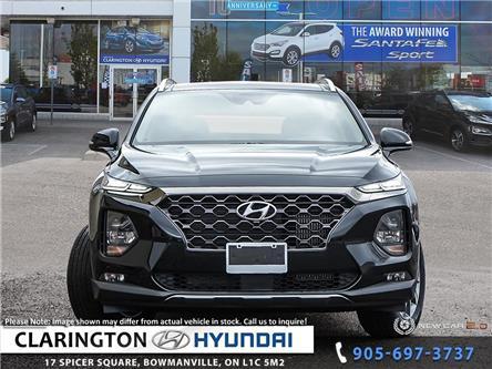 2020 Hyundai Santa Fe Preferred 2.4 w/Sun & Leather Package (Stk: 19673) in Clarington - Image 2 of 24