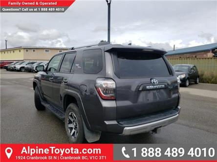 2018 Toyota 4Runner SR5 (Stk: 5718647A) in Cranbrook - Image 2 of 25