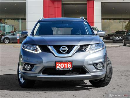 2016 Nissan Rogue SV (Stk: P7491) in Etobicoke - Image 2 of 20