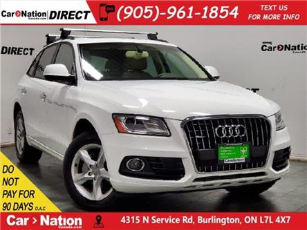 2017 Audi Q5 2.0T Komfort (Stk: CN5908) in Burlington - Image 2 of 37