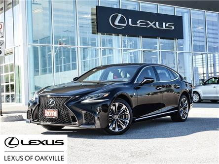 2018 Lexus LS 500 L (Stk: UC7742) in Oakville - Image 1 of 22