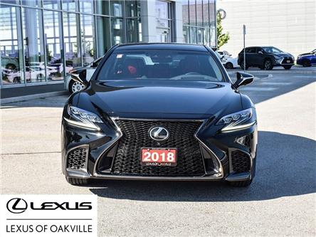 2018 Lexus LS 500 L (Stk: UC7742) in Oakville - Image 2 of 22