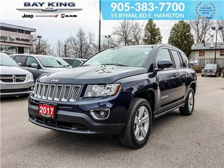2017 Jeep Compass Sport/North (Stk: 6789R) in Hamilton - Image 1 of 22