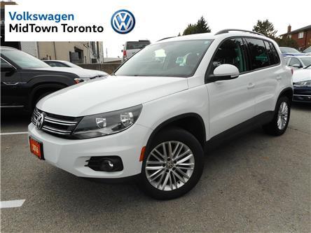 2016 Volkswagen Tiguan Special Edition (Stk: P7324) in Toronto - Image 1 of 24