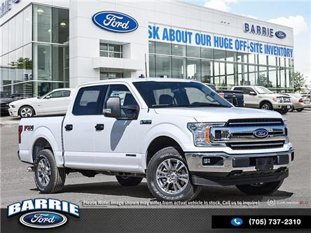 2019 Ford F-150  (Stk: T1282) in Barrie - Image 1 of 25