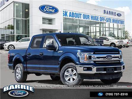 2019 Ford F-150 XLT (Stk: T1185) in Barrie - Image 1 of 25