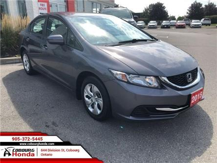 2015 Honda Civic LX (Stk: 19454A) in Cobourg - Image 1 of 20
