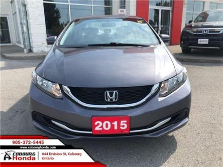 2015 Honda Civic LX (Stk: 19454A) in Cobourg - Image 2 of 20