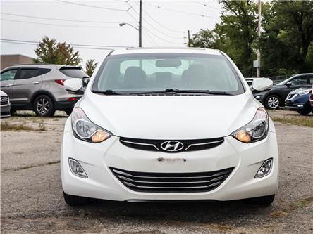 2013 Hyundai Elantra Limited (Stk: U06655) in Toronto - Image 2 of 25