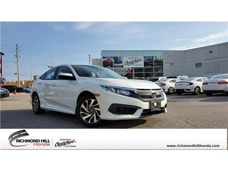 2017 Honda Civic EX (Stk: 2150P) in Richmond Hill - Image 1 of 22