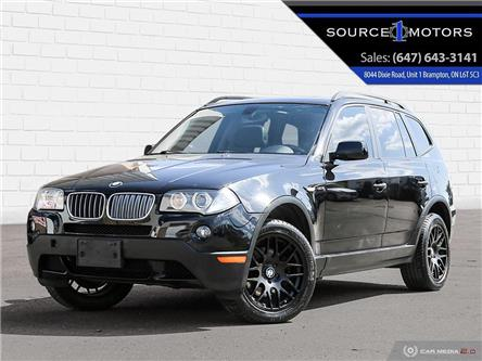 2008 BMW X3 3.0i (Stk: E52815) in Brampton - Image 1 of 27