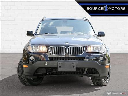 2008 BMW X3 3.0i (Stk: E52815) in Brampton - Image 2 of 27
