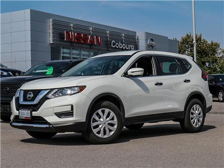 2018 Nissan Rogue S (Stk: JC852106) in Cobourg - Image 1 of 21