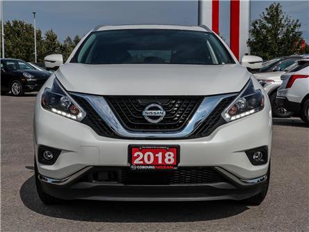 2018 Nissan Murano SL (Stk: JN149315) in Cobourg - Image 2 of 34