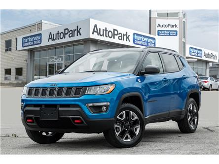 2018 Jeep Compass Trailhawk (Stk: APR5056) in Mississauga - Image 1 of 20
