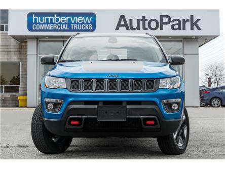 2018 Jeep Compass Trailhawk (Stk: APR5056) in Mississauga - Image 2 of 20