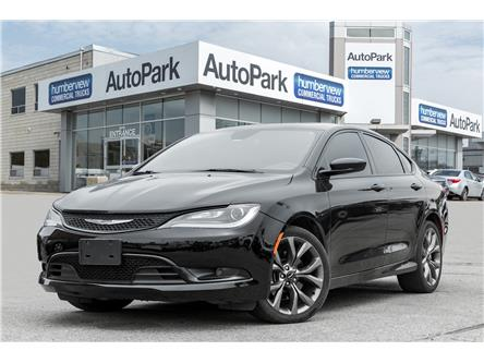 2016 Chrysler 200 S (Stk: ) in Mississauga - Image 1 of 20