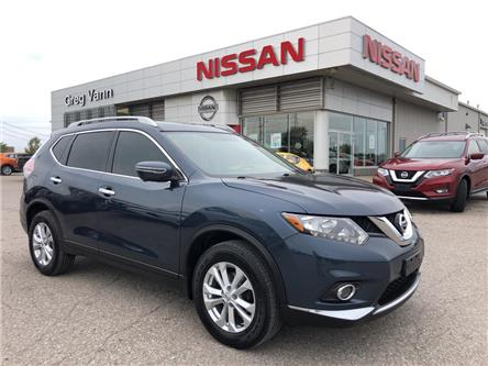2016 Nissan Rogue SV (Stk: P2655) in Cambridge - Image 1 of 29