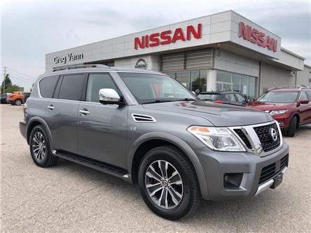 2017 Nissan Armada SL (Stk: P2653) in Cambridge - Image 1 of 30