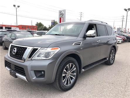 2017 Nissan Armada SL (Stk: P2653) in Cambridge - Image 2 of 30