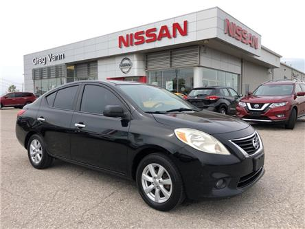 2012 Nissan Versa 1.6 SL (Stk: U1098A) in Cambridge - Image 1 of 24