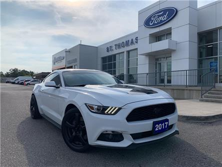 2017 Ford Mustang EcoBoost Premium (Stk: C9742A) in St. Thomas - Image 1 of 23