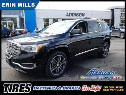 2019 GMC Acadia Denali (Stk: KZ143805) in Mississauga - Image 1 of 20