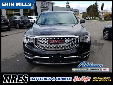 2019 GMC Acadia Denali (Stk: KZ143805) in Mississauga - Image 2 of 20