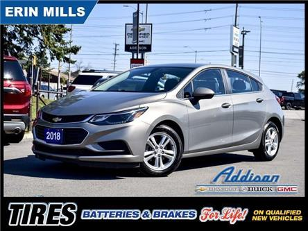 2018 Chevrolet Cruze LT Auto (Stk: UM76086) in Mississauga - Image 1 of 21