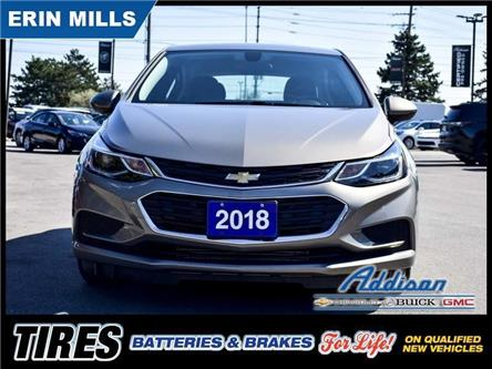 2018 Chevrolet Cruze LT Auto (Stk: UM76086) in Mississauga - Image 2 of 21